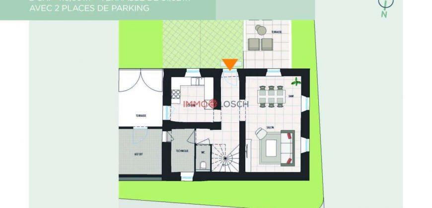 Appartement Petit-Nobressart